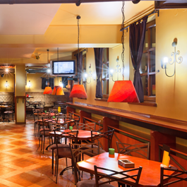 Residential and Commercial Painters in Seattle | Alltech Painting | Restaurant Painting